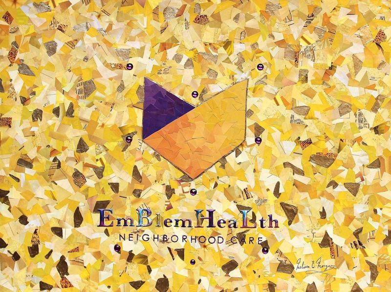 Emblem Health Artwork by Morgan Whiz