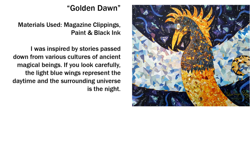 Golden Dawn by Morgan Whiz